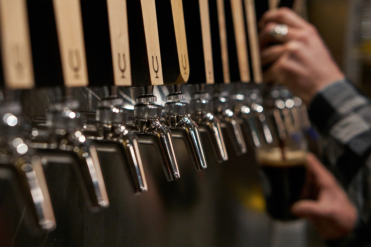 Second-Chance-Beer-Company-NorthPark-taps